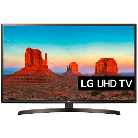 LG 55UK6400PLF Smart 4K TV